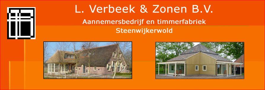 Verbeek Logo